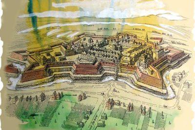 Останній бій Станиславівської фортеці (ч.1) (ВІДЕО)