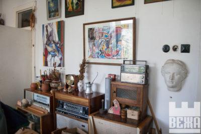 Як виглядають майстерні франківських художників (ФОТО)