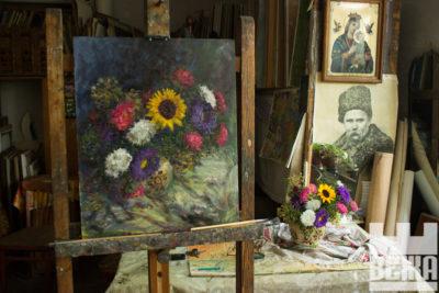 Якими є майстерні франківських художників (ФОТО v.2.0)