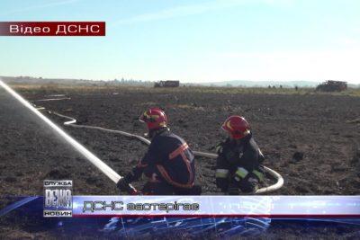 ДСНС закликає прикарпатців уникати спалювання опалого листя і сухої трави (ВІДЕО)