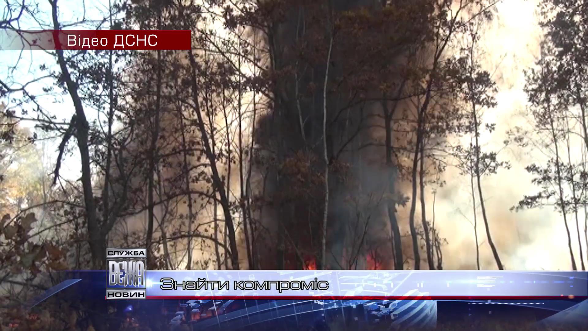 Івано-франківські чиновники радять, що робити з опалим листям[18-47-00]