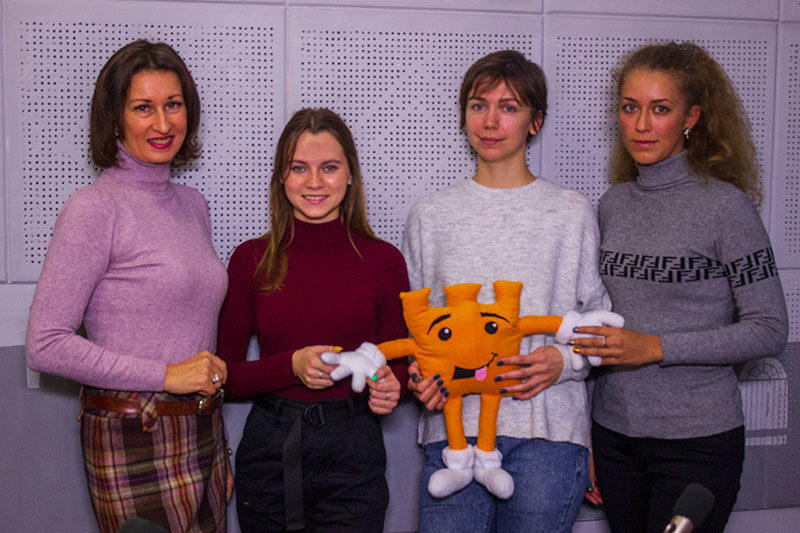 Івано-Франківськ закриває сезон національних обмінів студентами GOxChange (ВІДЕО)