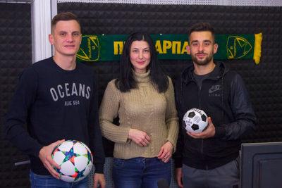 Остап Вульчин і Тарас Бойко. МФК «Прикарпаття» пише свою нову історію (ВІДЕО)