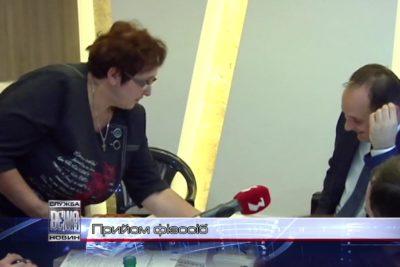 Керівництво Івано-Франківська здійснє регулярні прийоми громадян (ВІДЕО)