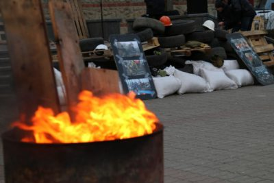 Чи пам'ятаєш ти революційні події в Івано-Франківську? (ФОТО-ТЕСТ)