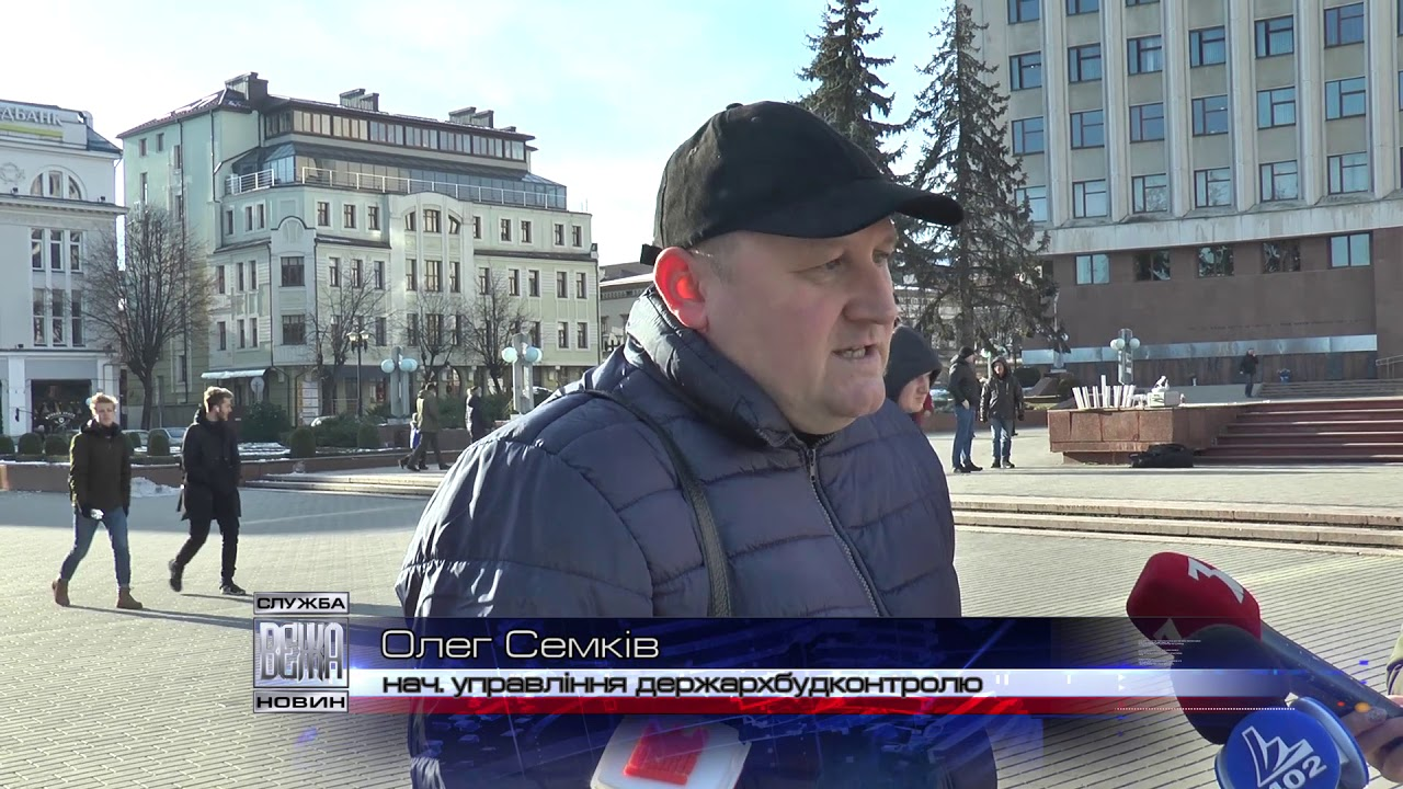 Івано-франківські чиновники перевіряли місто на доступність для маломобільних груп населення  (ВІДЕО)