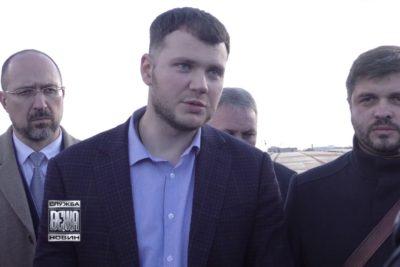 Міністр інфраструктури Владислав Криклій відвідав Прикарпаття  (ВІДЕО)