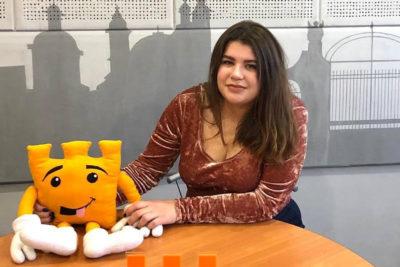 Молодь впевнено заявляє про себе за кордоном. Франківці розповідають про свої бачення співпраці (АУДІО)