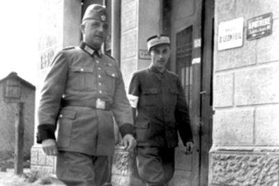 Гестапо у Станиславові (ВІДЕО)