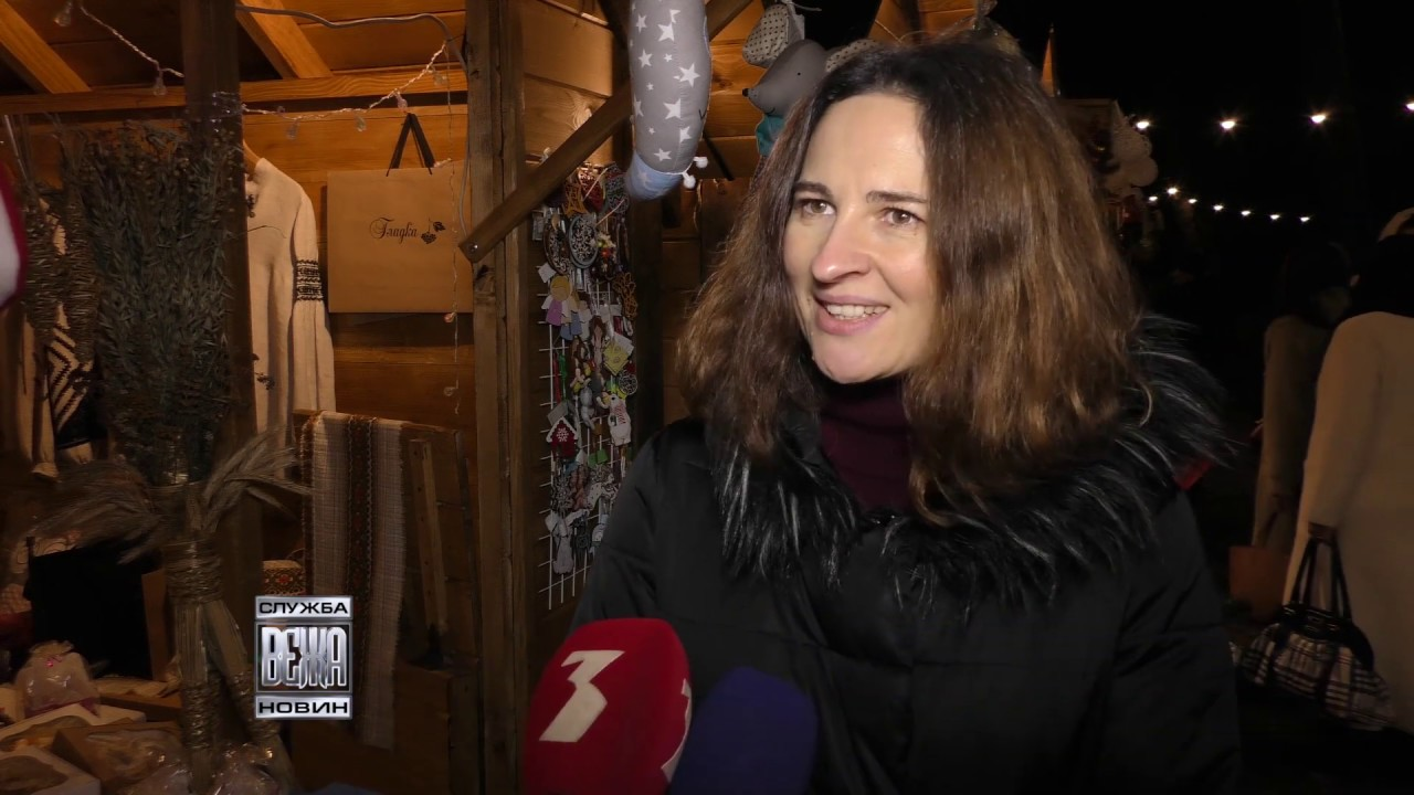 У Палаці Потоцьких відкрили різдвяну шопку  (ВІДЕО)