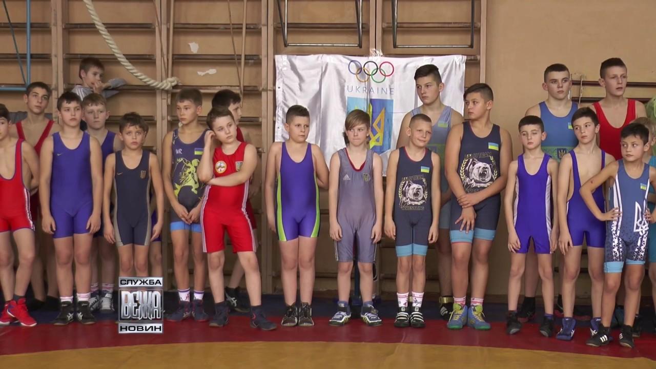 В Івано-Франківську відбувся Всеукраїнський турнір з вільної боротьби  (ВІДЕО)