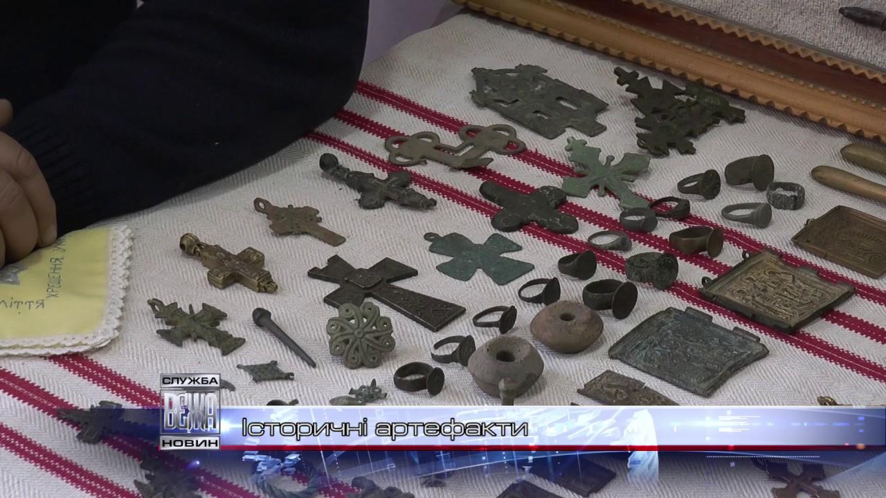 Капелан-колекціонер із Прикарпаття презентував виставку антикваріату  (ВІДЕО)