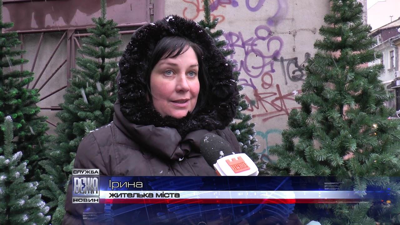 Митрополит Івано-Франківської УГКЦ подарує різдвяну ялинку комусь із містян  (ВІДЕО)