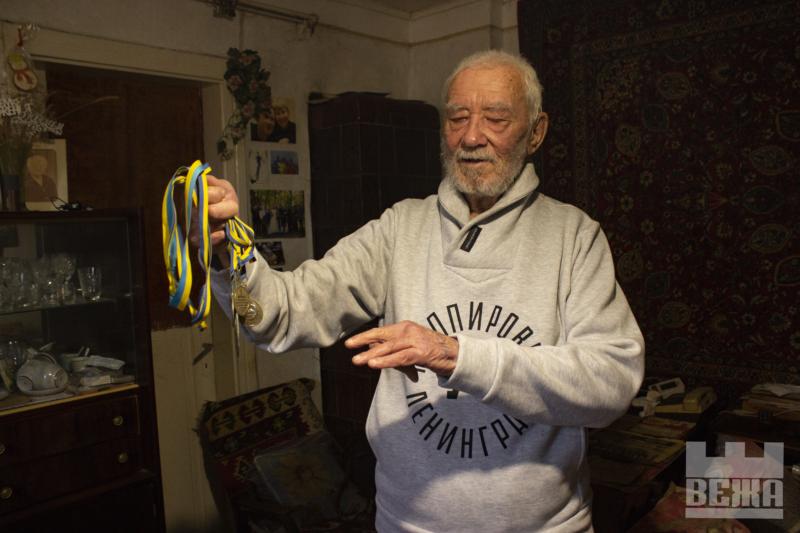 Еліксир молодості: рекомендації від 90-річного «моржа»