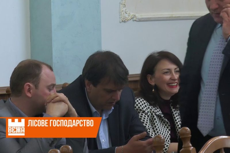 Івано-Франківська ОДА переймається розвитком лісового господарства  (ВІДЕО)