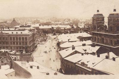 Зимовий Станиславів на фото (ч.1) (ВІДЕО)