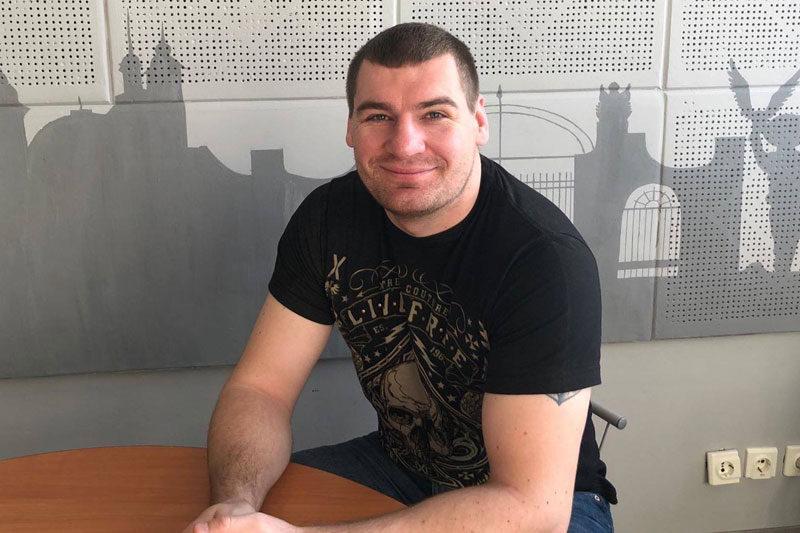 Чемпіонська перемога на турнірі з ММА. Станіслав Хмильковський про змагання в Китаї (АУДІО)