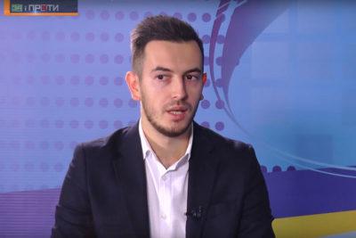 Мстислав Тарас, депутат міської ради (ВІДЕО)