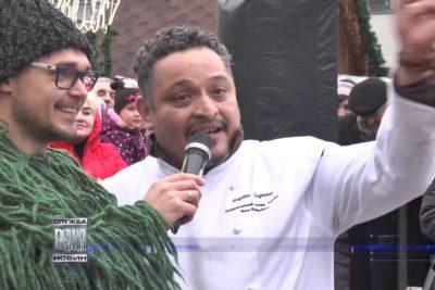 Івано-франківські кулінари зварили рекордну кількість баношу  (ВІДЕО)