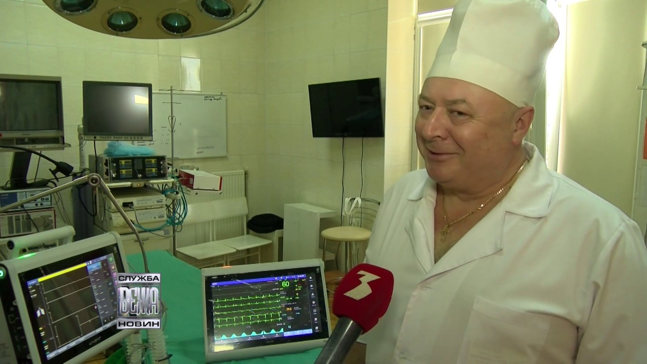 Для пологового відділення Коломийської ЦРЛ закупили апарат штучної вентиляції легень  (ВІДЕО)