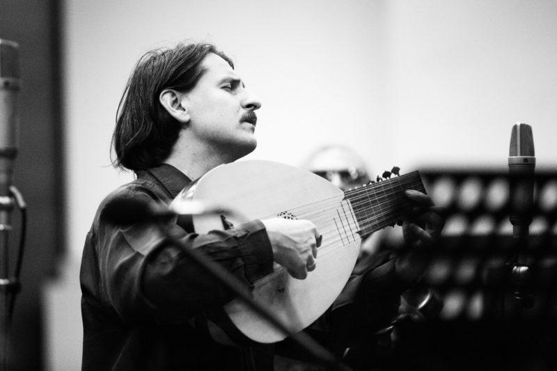 Лідер гурту «Хорея Козацька» - Тарас Компаніченко