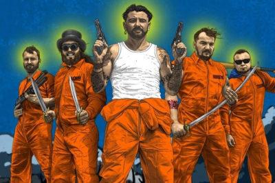 """Гурт «KOZAK SYSTEM» з презентацією альбому """"Закохані Злодії"""" (ч.1) (АУДІО)"""
