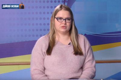 """Христина Гнатів, координаторка """"Бюджету участі""""  (ВІДЕО)"""