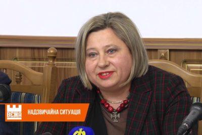 В Івано-Франківську ввели режим надзвичайної ситуації  (ВІДЕО)