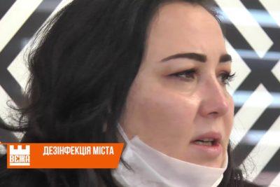 Комунальники дезінфікують Івано-Франківськ  (ВІДЕО)