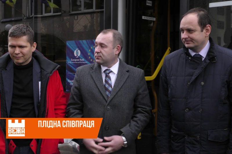 В Івано-Франківську оновили тролейбусний парк за кошти ЄБРР  (ВІДЕО)