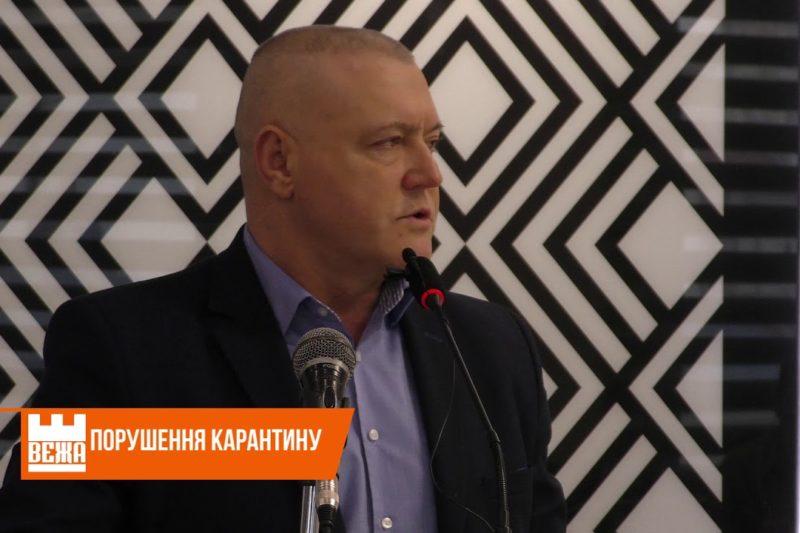 В Івано-Франківську штрафуватимуть підприємців за порушення умов карантину  (ВІДЕО)
