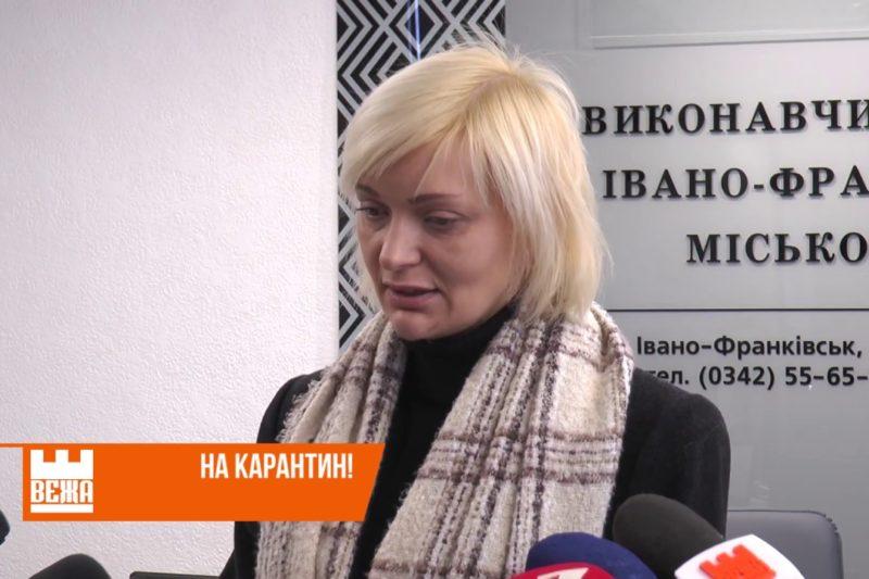 В Івано-Франківську зачиняють на карантин усі заклади, окрім продуктових та аптек  (ВІДЕО)