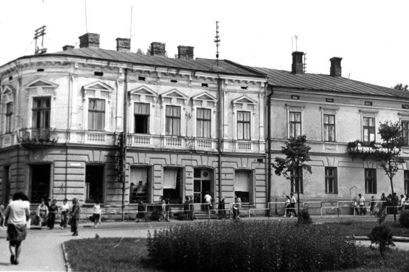 Кам'яниця Фіхмана (ВІДЕО)